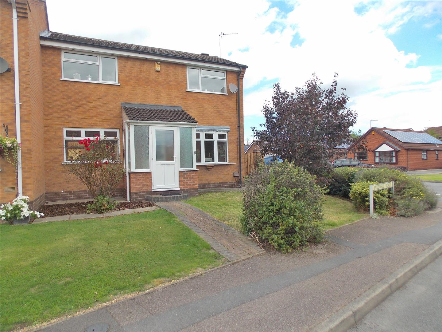 3 Bedrooms Semi Detached House for sale in Bakewell Road, Long Eaton, Nottingham